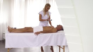 Streaming porn video still #6 from Masseuses, The