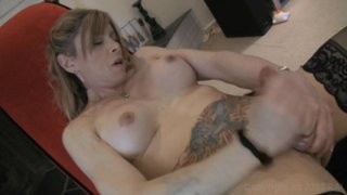 Streaming porn video still #9 from She-Male Strokers 29