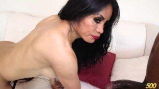 Streaming porn video still #5 from Big Booty T Girls Vol. 11