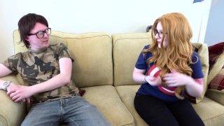 Streaming porn video still #2 from Nerd Pervert Vol. 32
