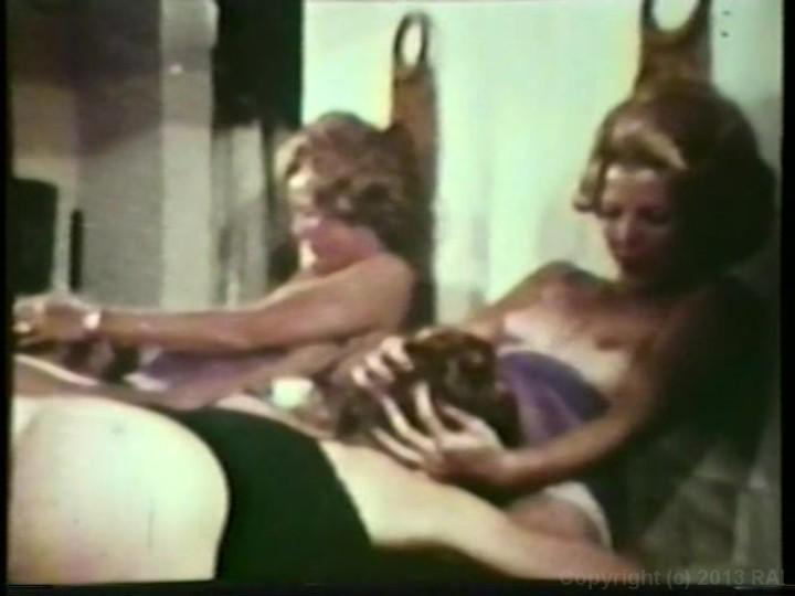 Lesbian peepshow loops and scene