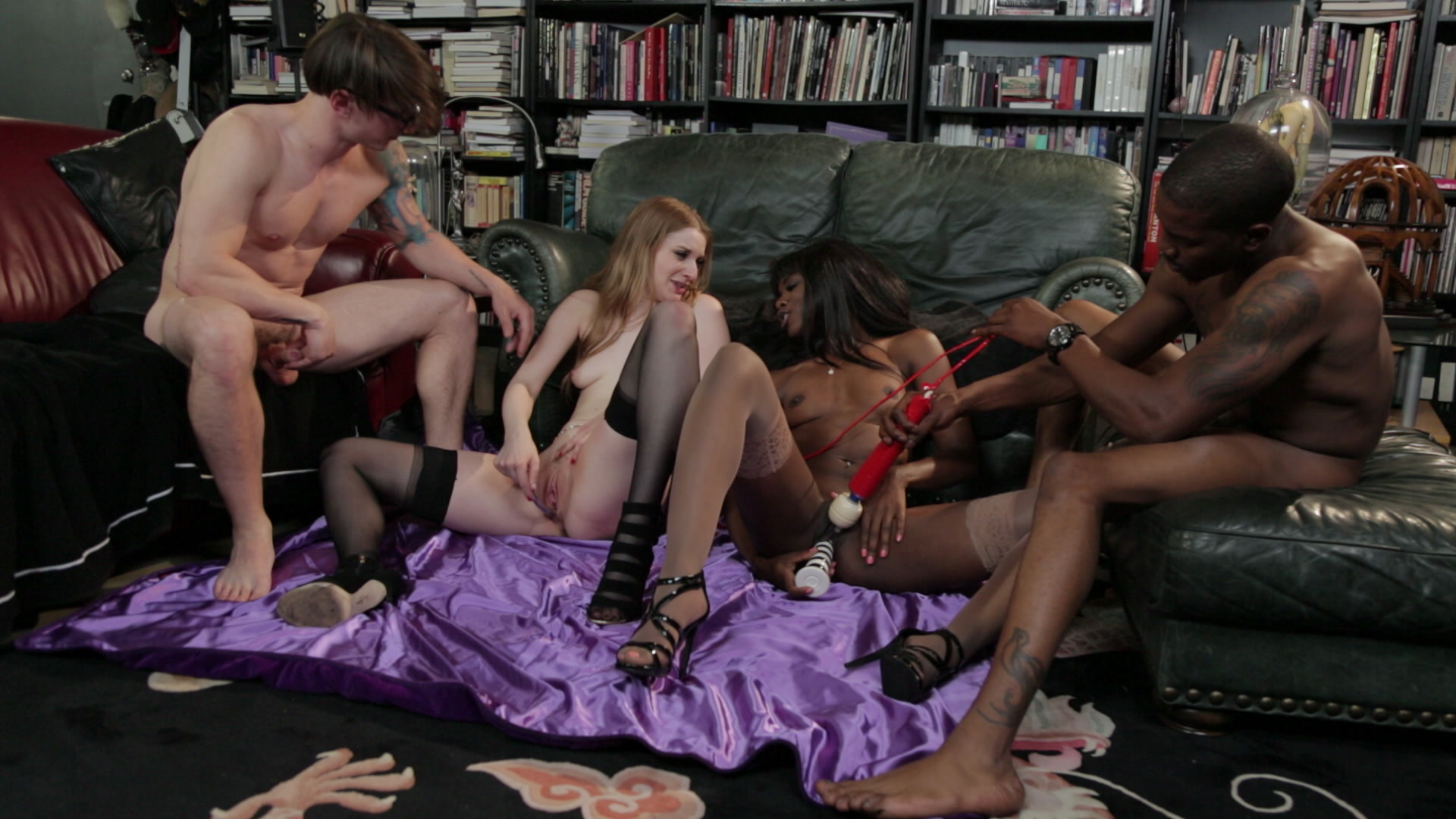 Nina Hartleys Guide To Exploring Open Relationships 2015 Videos