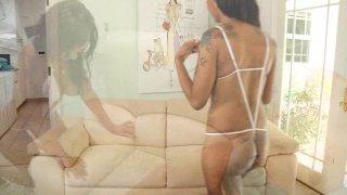 Streaming porn video still #4 from Ebony Angels Vol. 3