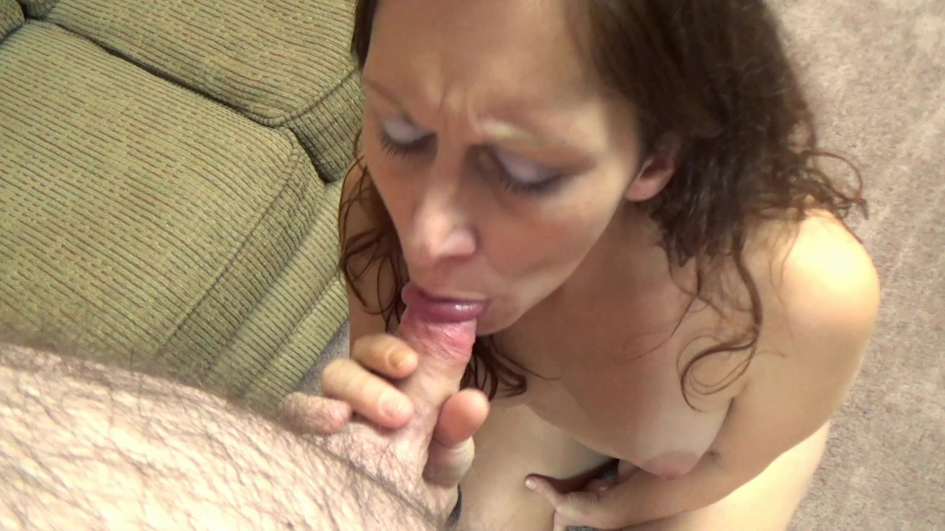 Redhead milf lia shayde uses a dong to pleasure her pussy 9