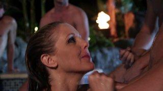 Streaming porn video still #9 from Cabana Cougar Club
