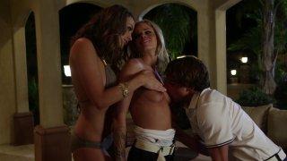 Streaming porn video still #2 from Cabana Cougar Club