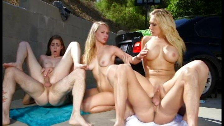 Kagney Linn Karter Orgy