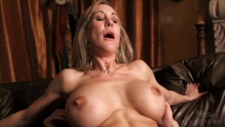 Streaming porn video still #5 from I Love My Mom's Big Tits