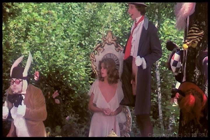 Alice in wonderland movie adult