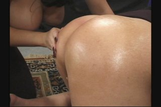 Streaming porn scene video image #6 from Hot busty sisters milking each other