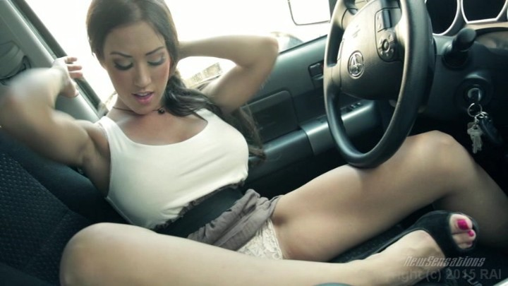 Slut fucks one after another