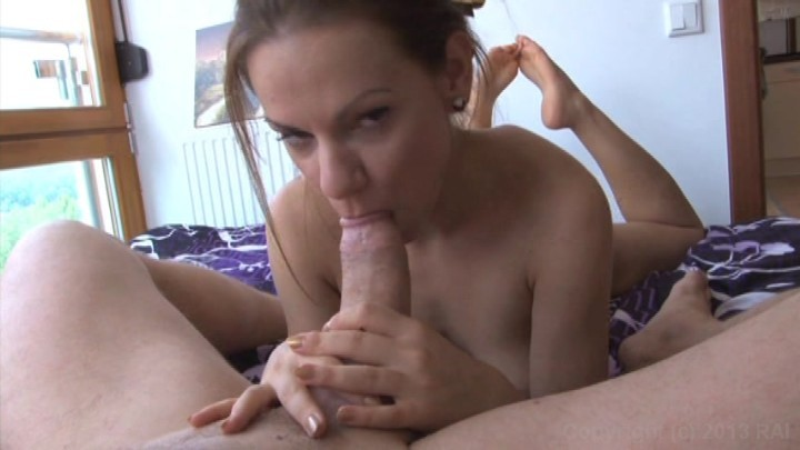 25 minute sloppy head from asian n swallow - 3 3