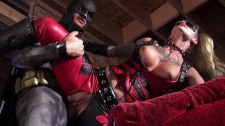 Streaming porn video still #6 from Batman V. Superman XXX: An Axel Braun Parody