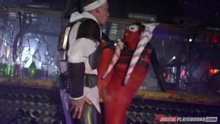 Streaming porn video still #5 from Star Wars Underworld: A XXX Parody