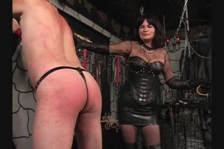 Streaming porn video still #8 from Domina Files 47, The