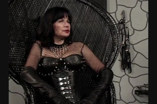 Streaming porn video still #1 from Domina Files 47, The