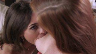 Streaming porn video still #2 from Lesbian Romance, A