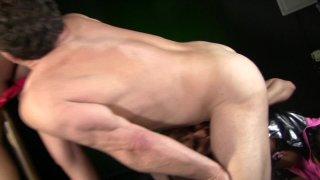 Streaming porn video still #2 from Granny Loving Transsexuals