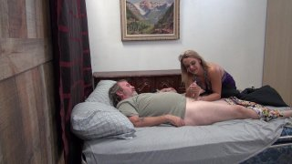 Streaming porn video still #5 from Family PokeHer Nights