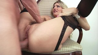 Streaming porn video still #5 from Anal MILF Party