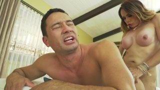Streaming porn video still #4 from Transsexual Monster Cocks