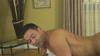 Streaming porn video still #5 from Transsexual Monster Cocks