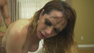Streaming porn video still #9 from Transsexual Monster Cocks