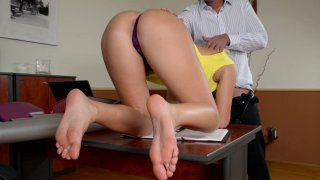 Streaming porn video still #3 from Heels Up