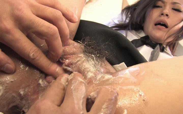 image Saya song fill her tight little asian pussy with huge cock