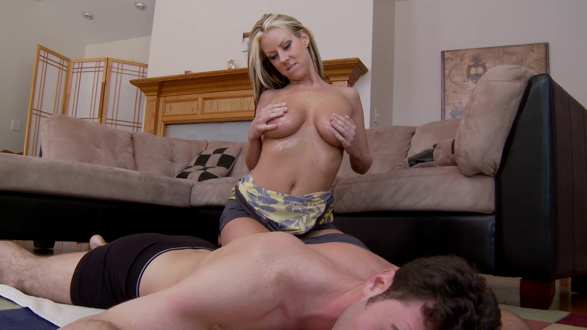Big boob trailers