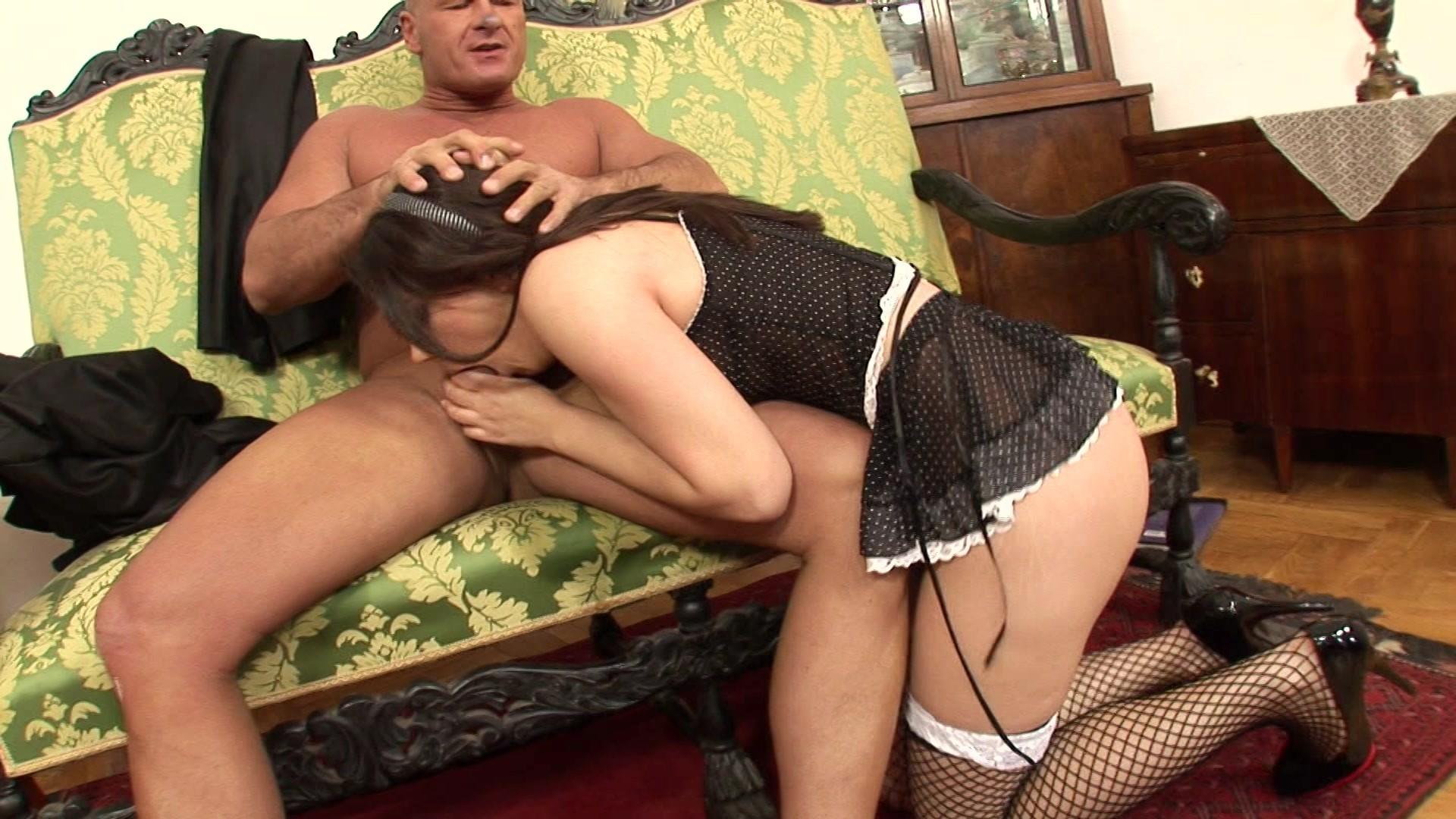 italian maid porn