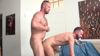 Streaming porn video still #7 from Daddy Likes It Raw