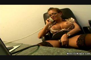 Streaming porn video still #1 from Big Tits Boss Vol. 24