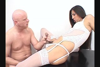 Streaming porn video still #4 from Big Ass Transsexuals 15