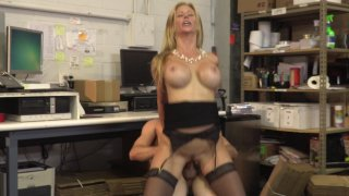 Streaming porn video still #8 from Office Affairs